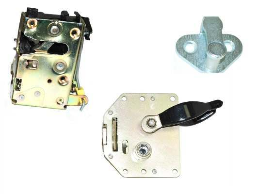 Rear Side Door Latches, Locks and Strikers image