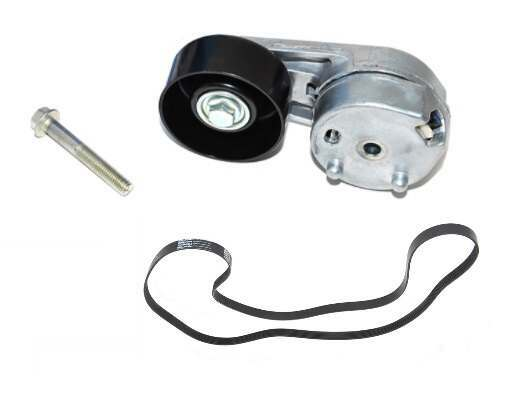 Drive Belt, Pulleys and Tensioners