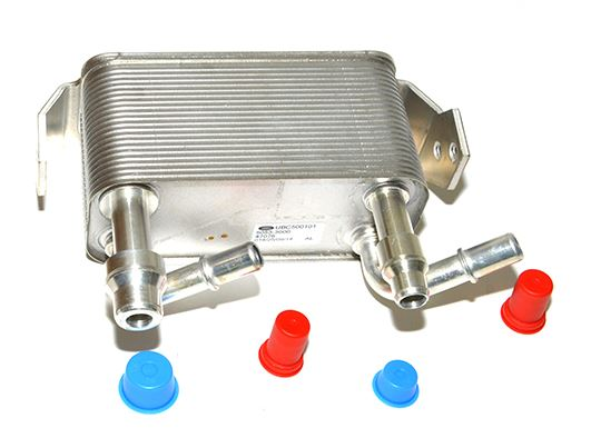Gearbox Oil Cooler and Pipes image