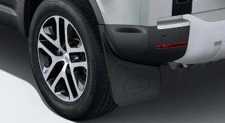 Front and Rear Mudflaps