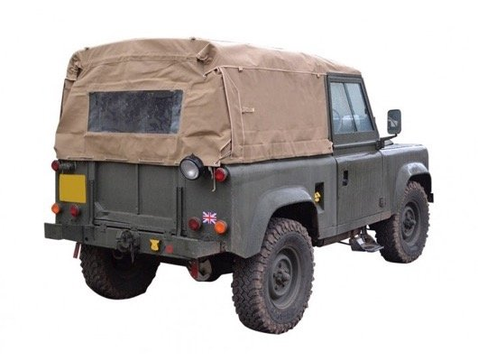 Full Hood for Defender 90 image