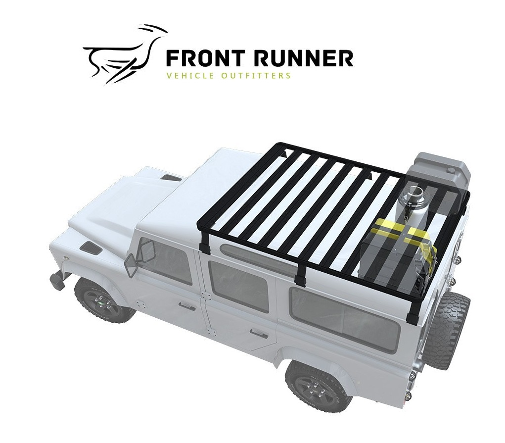 Front Runner Roof Rack and Accessories for Discovery 1