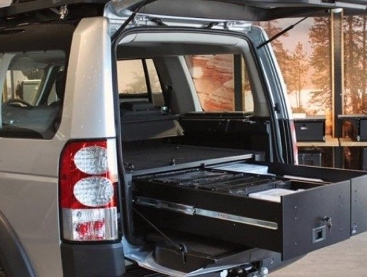 Front Runner Roof Racks and Accessories for Discovery 2 image