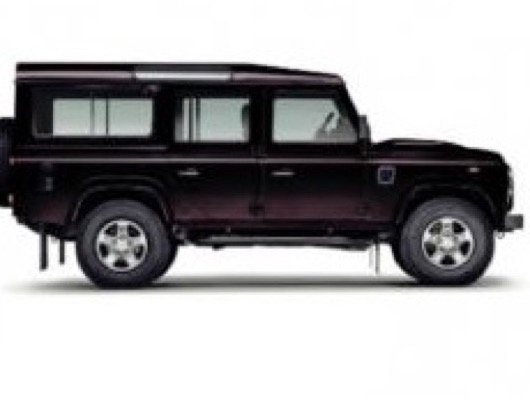 Defender 110 County Station Wagon Carpet Sets image