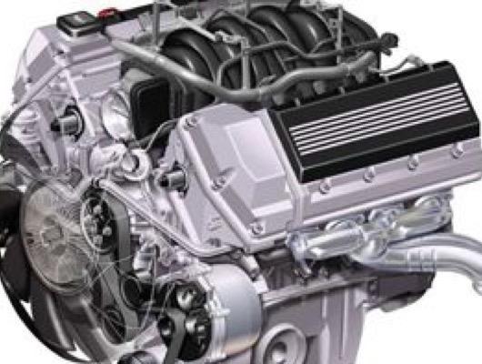 4.4 BMW Engine