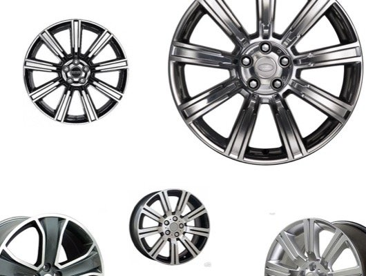 Discovery Sport Alloy Wheels