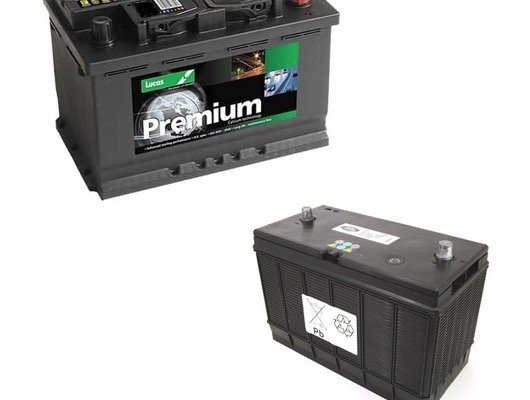 Batteries, Relays, Flasher Units and Charging Packs image