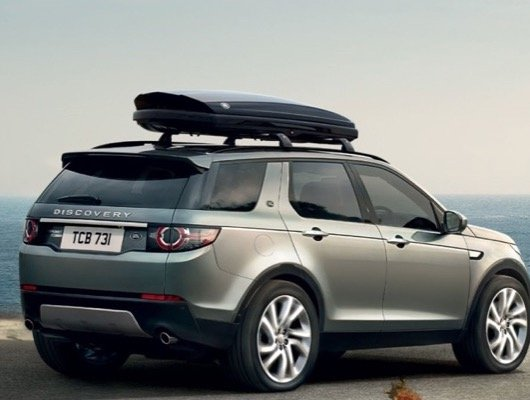Carrying and Towing for Discovery Sport image