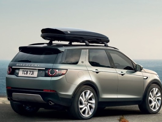 Carrying and Towing for Discovery Sport