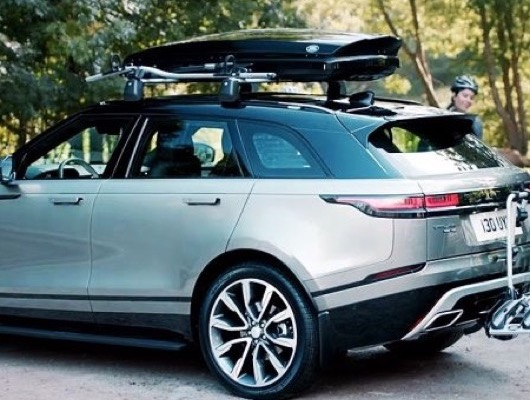 Carrying and Towing for Velar