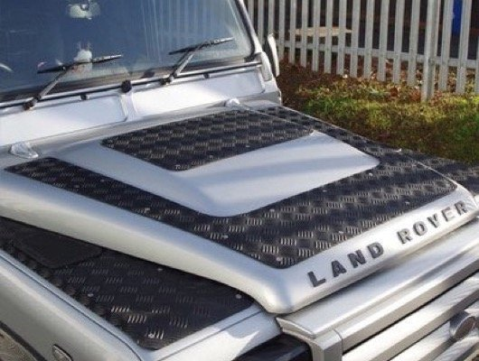 Chequer Plate for Defender