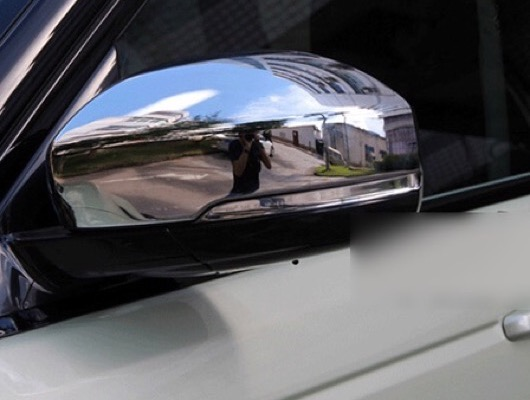 Chrome Exterior Accessories