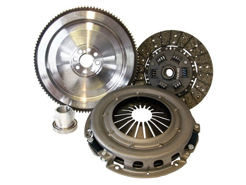 Manual and Clutch Assembly image