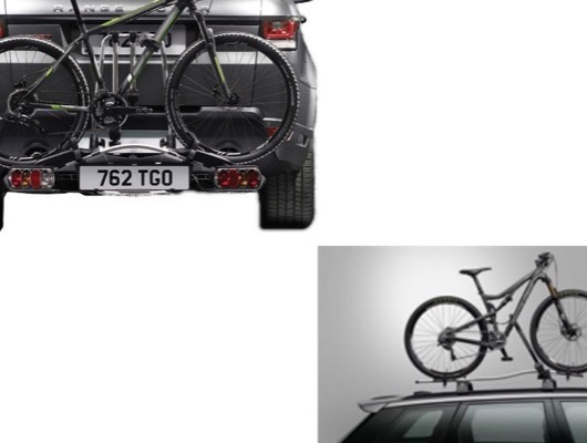 Cycle Carriers for Discovery Sport