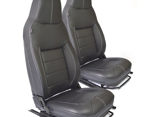 Defender Front Seats by Exmoor Trim image