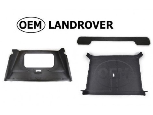 OEM Land Rover Headlinings and Sun Visors