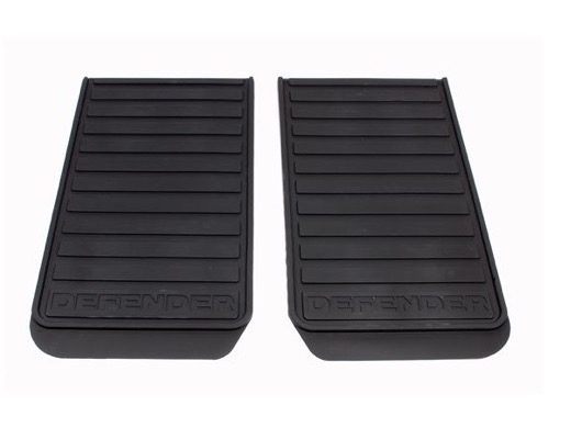Defender Middle Row Mats