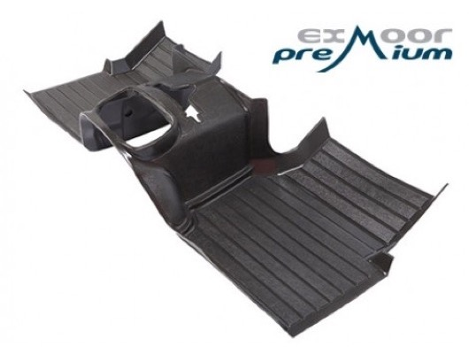 Exmoor Trim Moulded Mat Sets and Rear Mats
