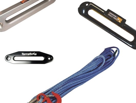 Fairleads and Winch Cables