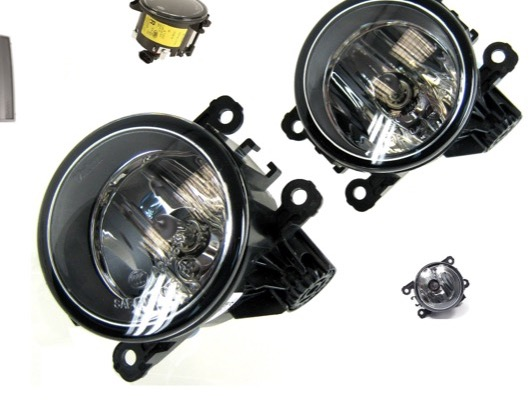 Front Fog Lamps and Indicators