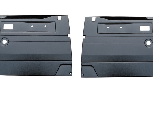 Front Door Cards for Defender