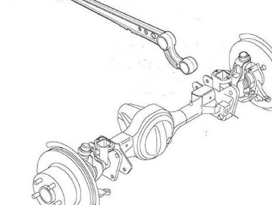 Front Suspension Hardware image