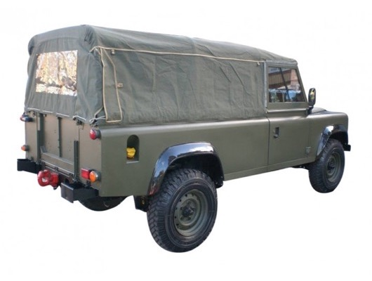 Full Hood for Defender 110 130 and Hi-Cap image