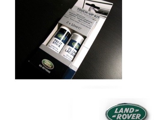 Genuine Land Rover Paint Touch Up Pens for Discovery 1 image