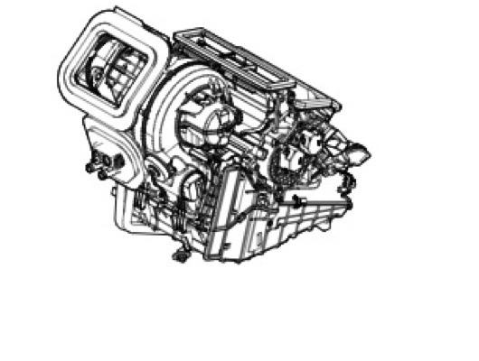 Heater Blower Motor image