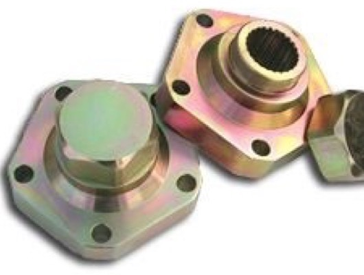 Heavy Duty Drive Shafts and Drive Flanges image