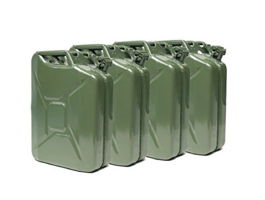 Jerry Cans Accessories and Auxiliary Fuel Tanks image