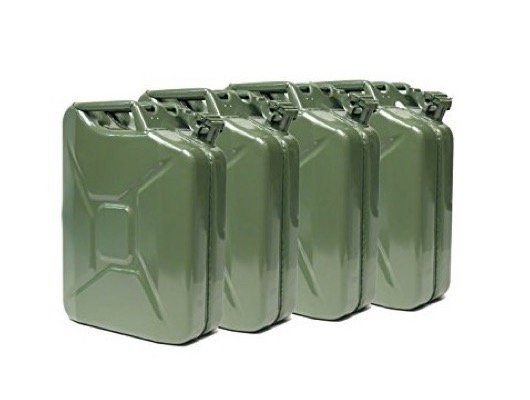 Jerry Cans Accessories and Auxiliary Fuel Tanks