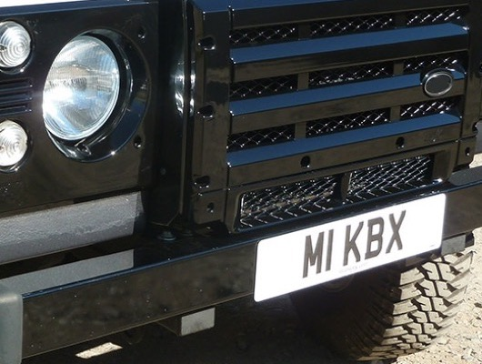 KBX Grilles Vents and Lamp Guards