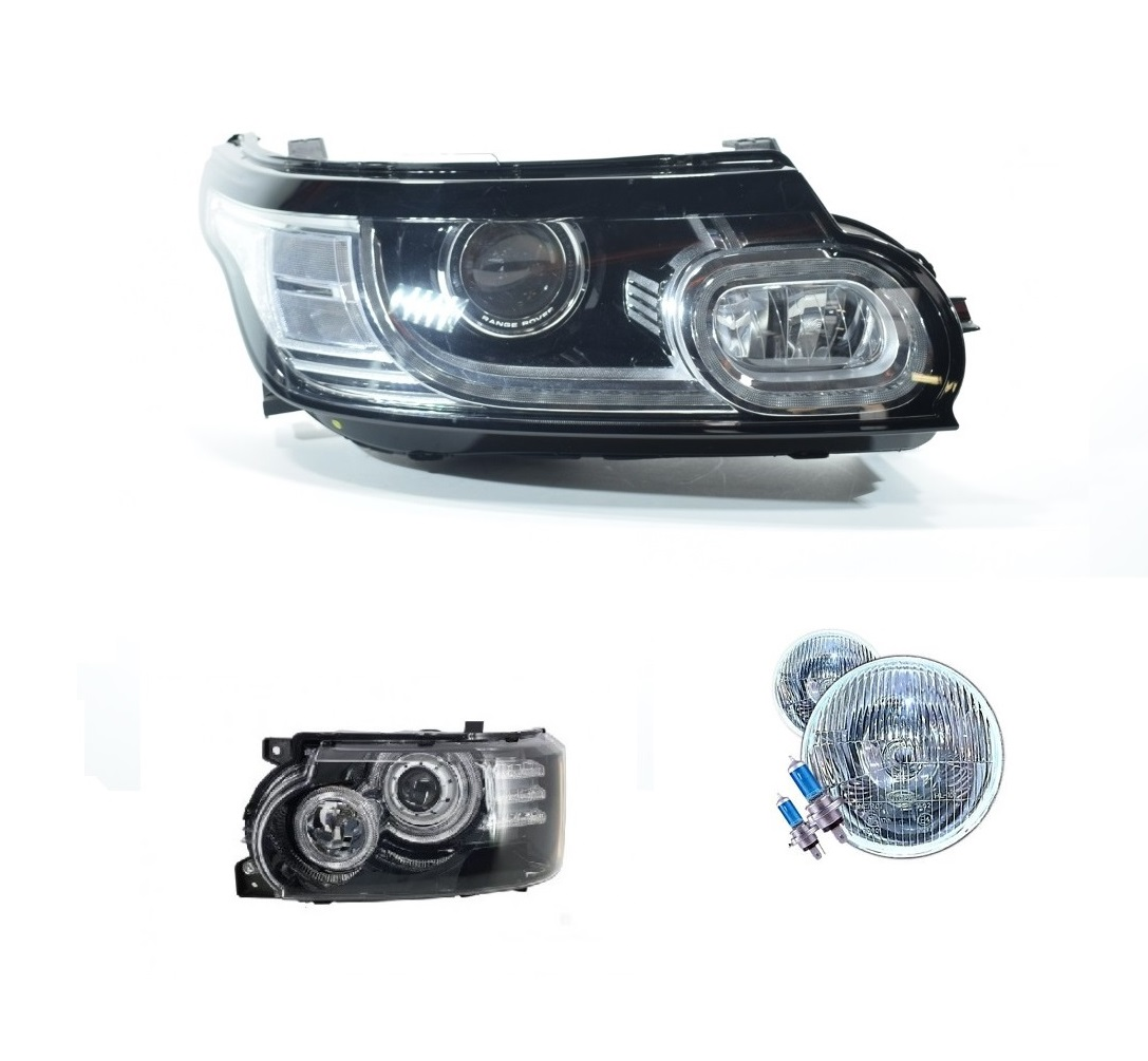 Headlamps Rear Lamps Upgrades and Bulbs image