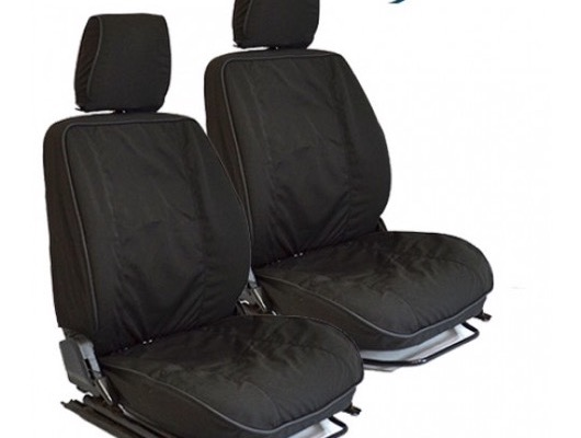 Nylon Seat Covers for Defender 83-06 by Exmoor Trim