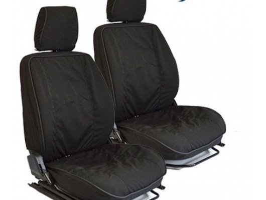 Nylon Seat Covers for Defender 83-06 by Exmoor Trim image