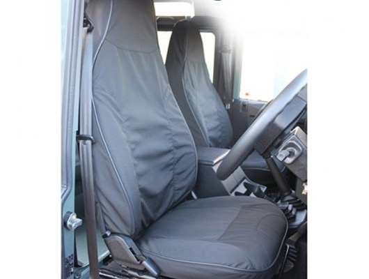 Nylon Seat Covers for Puma Defender by Exmoor Trim image
