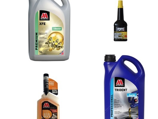 Oils Lubricants and Conditioners