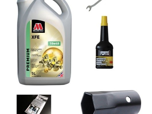 Oils Lubricants and Conditioners image