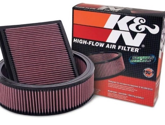 Air Intake and Air Filters image