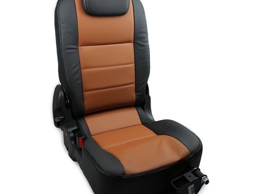 Premium Third Row Seating