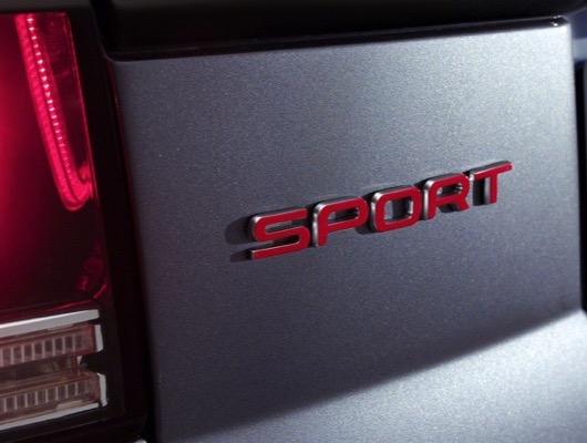 Range Rover Sport L494 2014 Onwards