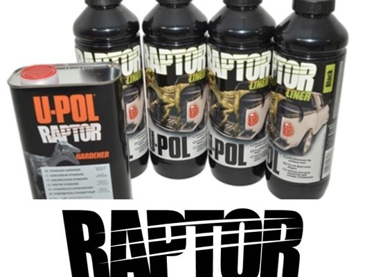 Raptor Vehicle Protection and Wrapping Enhancement