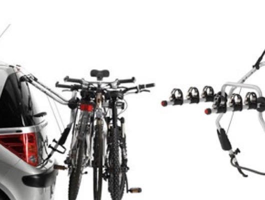 Rear Door Mounted Bike Carriers