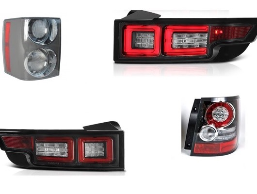Rear Lamps and Reflectors