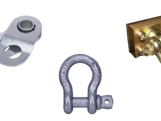 Shackles Pulleys and Snatch Blocks image