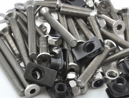 Stainless Steel Bolt and Screw Kits and Security Bolts image