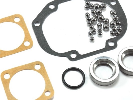 Steering Box Parts and Brackets