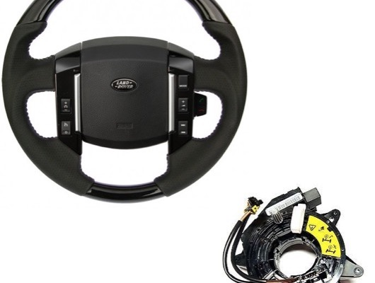 Steering Wheel and Rotary Coupling