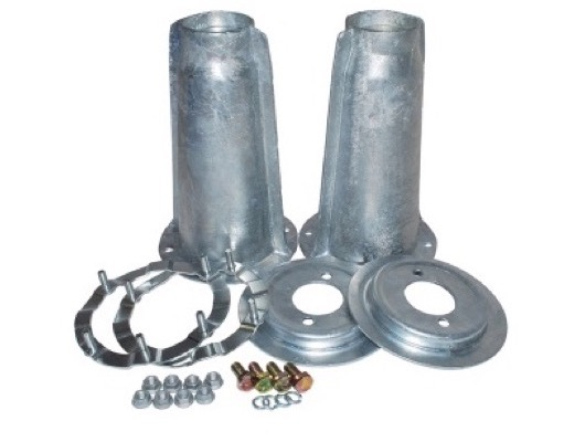 Britpart Suspension Hardware and Ancillaries